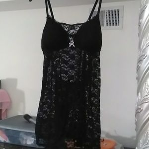 Ambrielle Lace 2 Piece Nighty NEW